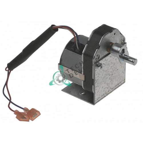 Мотор-редуктор CROUZET 230В 16,7Вт тип 80533004 для оборудования TurboChef