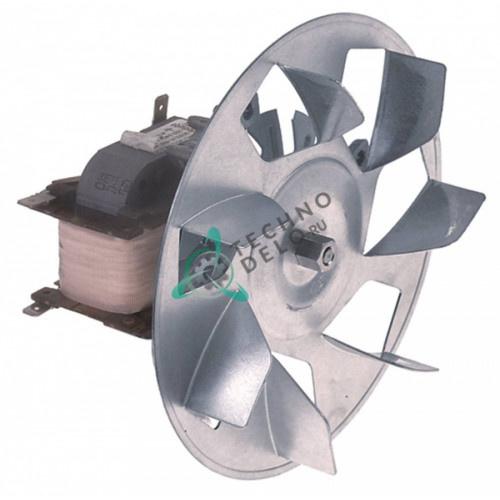 Вентилятор EBM-Papst RRL140/0024 A36-3020LH-459 220-240В 41Вт крыльчатка D-154мм для Fagor AC-120/AC-180/CCF и др.