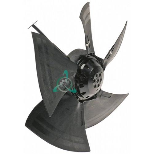 Вентилятор EBM-Papst A4E315-AA05-01 230В 148Вт 1490об/мин крыльчатка D-315мм 5 лопастей 270233124 для Irinox и др.