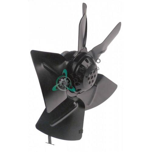Вентилятор EBM-Papst A4E315-AC08-19 230В 95Вт D-315мм RA880046 аппарата шоковой заморозки Lainox, Mareno, Silko и др.