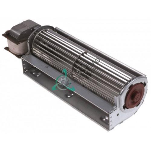 Вентилятор тангенциальный EBM-Papst QLZ06/0024-3030 D-60мм 230В 38Вт 304X28 холодильного оборудования Infrico
