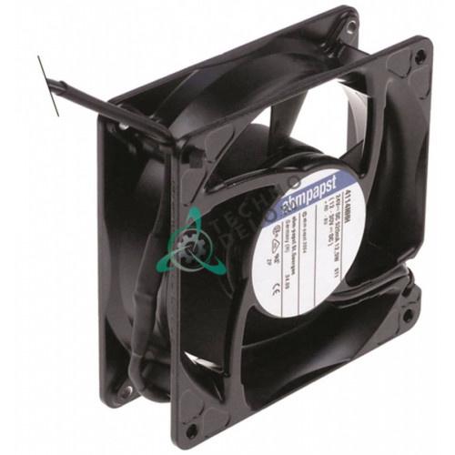 Вентилятор осевой (кулер) EBM-Papst 4114NHH 119x119x38мм 24VDC 12,5Вт 103110 для оборудования Adande и др.