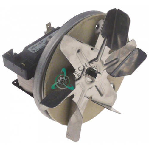Вентилятор Emmevi-Fergas 260130X 230В 26Вт крыльчатка D-152мм FA106 для конвекционной печи Lincat ECO8, LCO и др.
