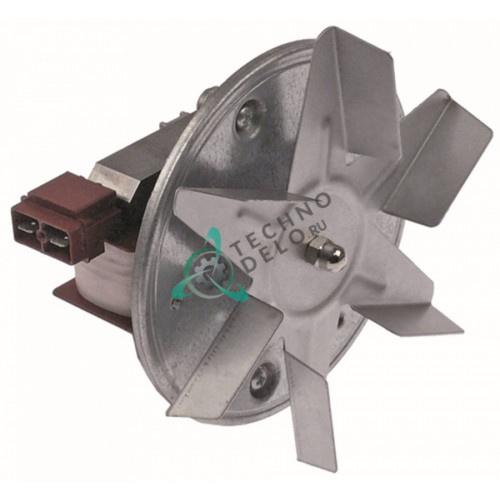 Электромотор с крыльчаткой IMS VRB150H2022 33Вт 220В к печам Apach, Piron, Smeg и др.