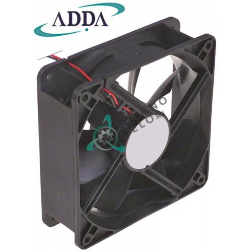 Вентилятор куллер ADDA 120x120x38мм 24VDC 9,2Вт