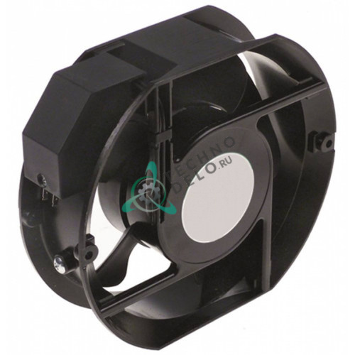 Вентилятор кулер ADDA AK1652HB 172x150x51мм 230VAC 69Вт печи Houno