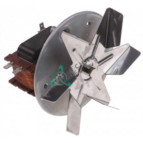 Вентилятор Fime 230В 40Вт крыльчатка D-152мм для профессионального теплового оборудования Olis и др.