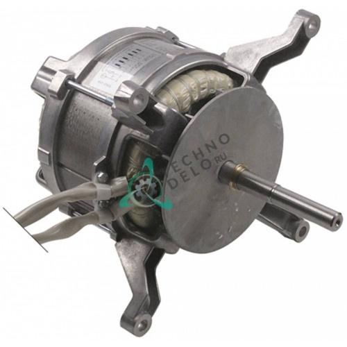 Мотор Hanning L9zAw64D-449 (0,68кВт 380-415В) 5008060 для печи Convotherm OSP 6.10 и др.