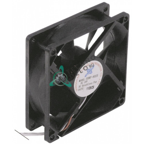 Осевой вентилятор обдува 034.601743 universal service parts