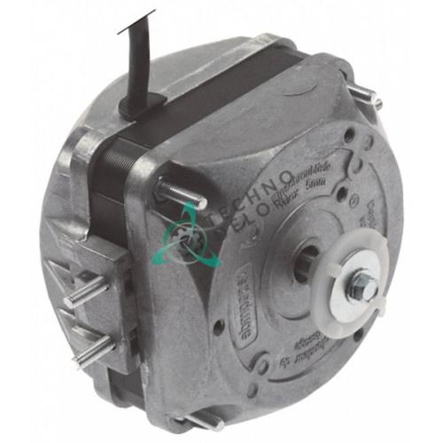 Мотор вентилятора EBM-Papst M4Q045-BD01-75 5Вт 230В 83x83мм 2000209 270578 для Lincat, Coreco, AHT, Manitowoc и др.