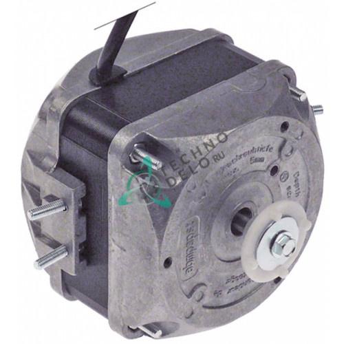 Мотор вентилятора EBM-Papst M4Q045-CF01-75 16Вт 230В 2710220014 2413099 для Ilsa, Mercatus, Manitowoc QM030/QM045 и др.