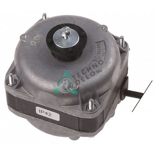 Мотор вентилятора Elco VN10-20 10Вт 230В 1300/1550 об/мин 083910 084745 0A9350 для Electrolux ADF110E/ADF110ES и др.