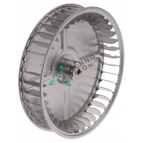 Крыльчатка мотора VN1020АО  (KVN007) D-ø197мм для печей Unox XV301/401/501, XF085 и др.