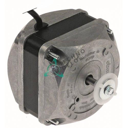 Мотор вентилятора EBM-Papst M4Q045-CA03-51/C18 10Вт 230В 83x83мм CO0143 для Amatis, Fimar, Forcar, Horeca Select и др.