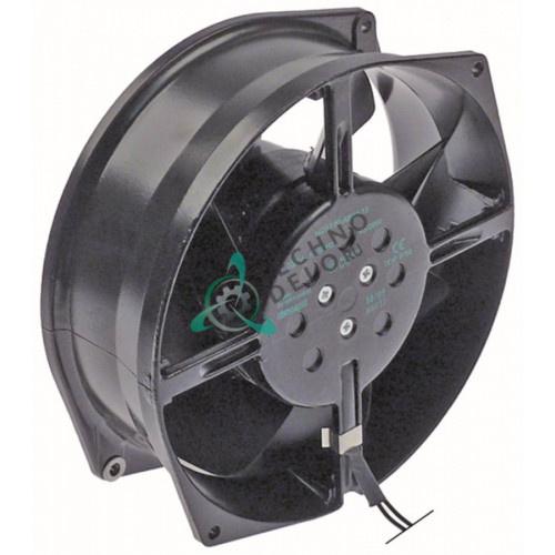 Вентилятор осевой (кулер) EBM-Papst W2S130-AB03-15 172x150x55мм 230VAC 45/39Вт 0503226 EL0503226 для печи Eloma