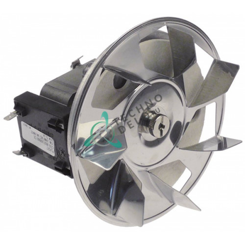 Мотор FIME L25R7570 Class 180 (230-240V/55W) MOT005 для конвекционных печей Garbin, Apach, Piron и др.