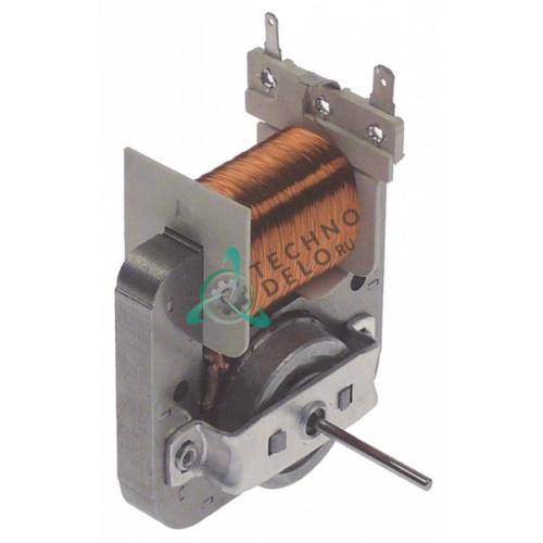 Мотор вентилятора GAL6309E(30)-ZD (230В 18Вт) GMW1025 для СВЧ печи Galanz, Horeca-Select и др.