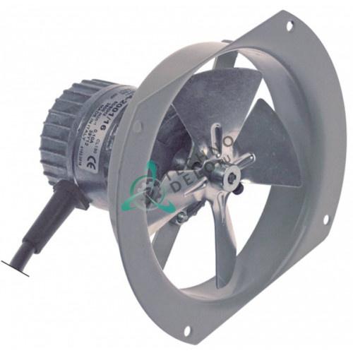 Вентилятор 847.601857 spare parts uni