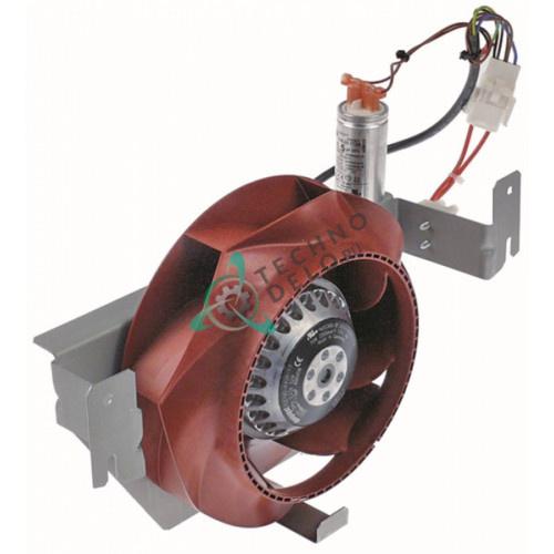Вентилятор EBM-Papst R2E190-RA26-17M00 230В 65Вт 2500 об/мин крыльчатка D-190мм 6 лопастей 30Z1418 PSX286 для Merrychef и др.