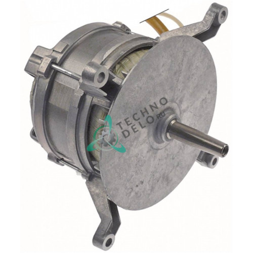 Мотор Hanning (230В 0,65кВт) арт. 203977 профессиональной печи MKN CGE11-L, CGE11-R, CGE12-L и др.