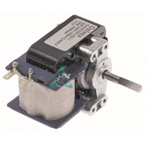 Мотор вентилятора GAL6125E-ZD-1 (230В 0,04кВт) для СВЧ печи Galanz, Horeca-Select GMW1030 и др.
