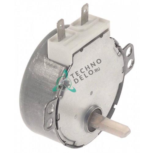 Мотор-редуктор GAL-33-30-TD(B) (30В вал 6x3,5мм) свч печи Galanz, Horeca-Select, Makro/Metro-Professional