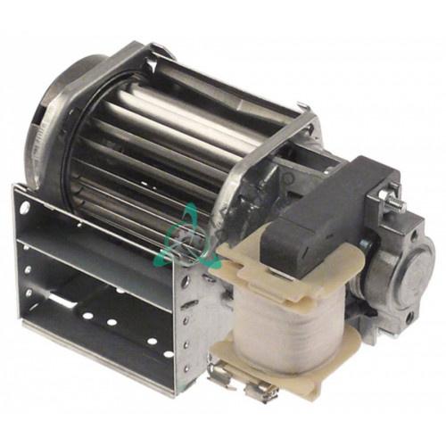 Вентилятор-электромотор тангенциальный (поперечный поток воздуха) ebm-papst 057.601896 /spare parts universal