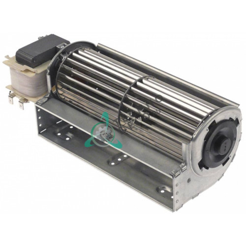 Вентилятор тангенциальный (поперечный) ebm-papst 847.601902 spare parts uni