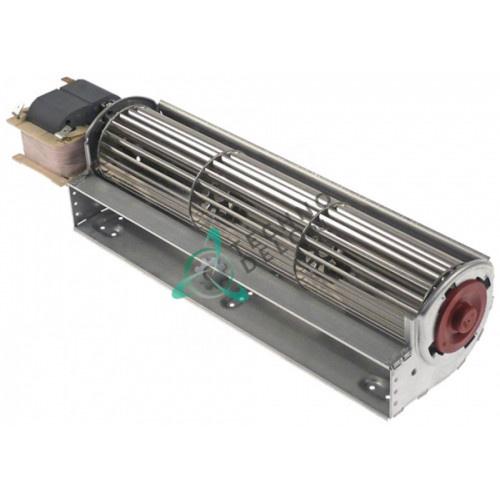 Вентилятор тангенциальный (поперечный) Ebm-papst QLZ06/0030-3038 45Вт 230В