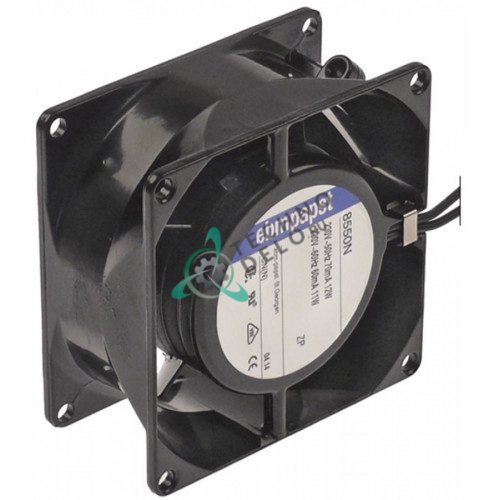 Осевой вентилятор Ebm-papst 8550N 12Вт 230В