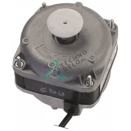 Мотор вентилятора VN10-20/929 10Вт 230В 1300/1550 об/мин A00FA109 A00KN100 для Frenox, Öztiryakiler, Virtus и др.