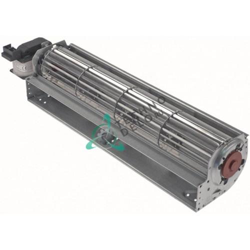 Вентилятор-электромотор тангенциальный (поперечный поток воздуха) 057.601947 /spare parts universal