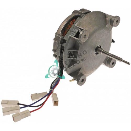 Мотор Sisme 120Вт 230В KVN002 KVN0027A VN026 для печей Unox XV, XF