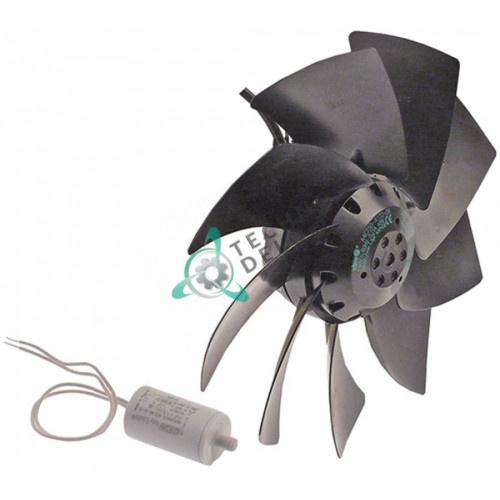 Вентилятор ebm-papst 847.601961 spare parts uni
