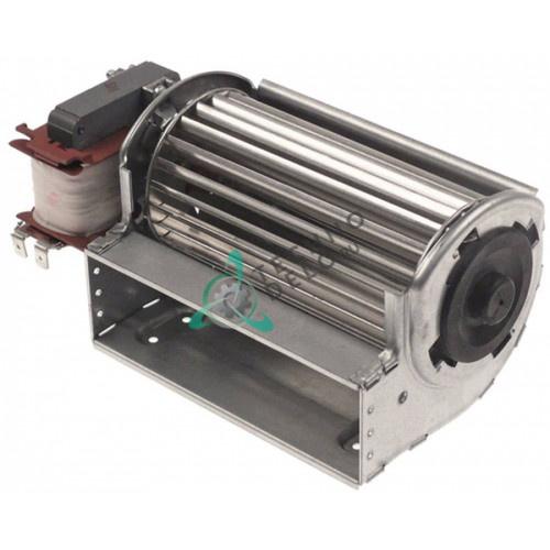 Вентилятор-электромотор тангенциальный (поперечный поток воздуха) ebm-papst 057.601989 /spare parts universal