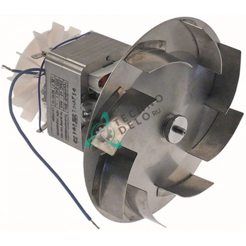 Вентилятор Hanning тип EMC (200-240В, крыльчатка ø180мм) 65260006 для Ambassade 2FRC505RT и др.