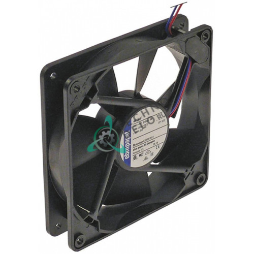 Осевой вентилятор 847.602053 spare parts uni
