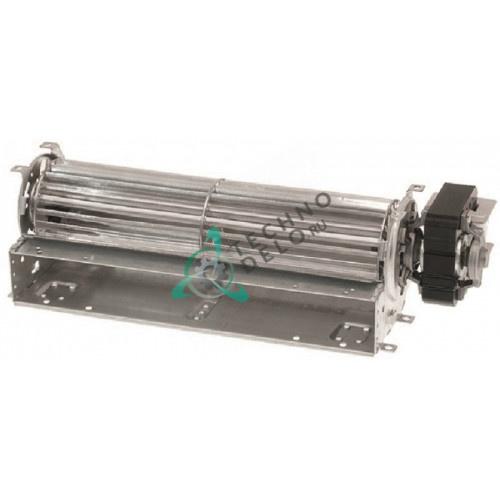Вентилятор-электромотор Coprel FFR 230В 33Вт D-60мм L-240мм -10 до +60°C 20015916 для Bianchi Vending, Bonnet, Thirode