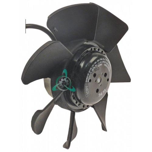 Осевой вентилятор 847.602074 spare parts uni