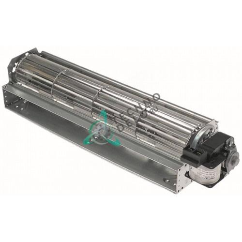 Вентилятор-электромотор Coprel TFR 360/20-1RFN HT 230В 26Вт ø60мм L-360мм для холодильного и теплового оборудования