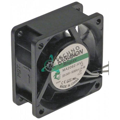 Осевой вентилятор SUNON 847.602118 spare parts uni