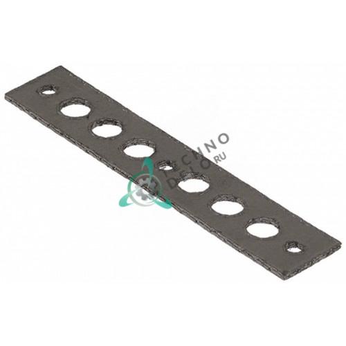 Уплотнитель 142X25X2мм ø6,5/ø12мм 3332550 для тэна конвекционной печи Angelo Po, Leventi и др.