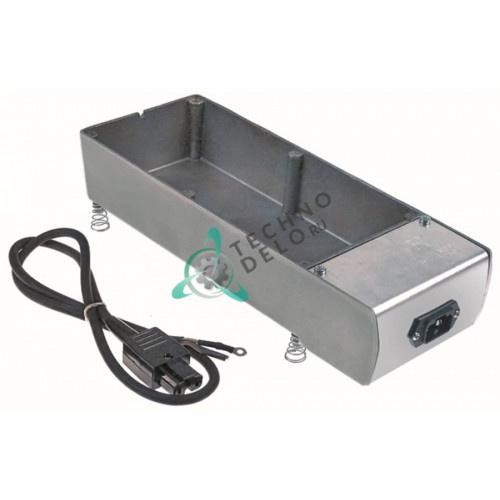 Ванна поддон талой воды 320x120x75мм 230В 300Вт 32540604 для холодильного оборудования Rieber