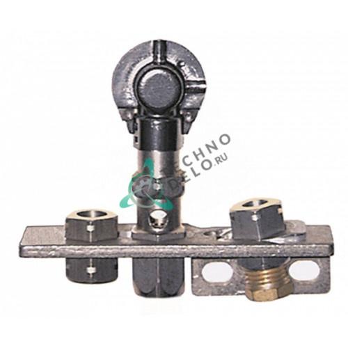 Горелка SIT 0.160.017 0.160.101 серия 160 2-х пламенная диаметр дюзы 0,41мм 00150219 для оборудования Repagas