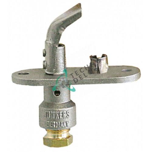 Горелка Junkers CB503006 природный газ дюза 26 4мм 0K0205 для оборудования Angelo Po, Electrolux, MKN, Küppersbusch и др.