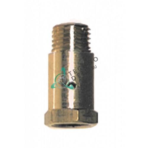 Верхняя часть горелки конфорочной резьба M10x1 5024708974 для теплового оборудования Ambach GRG-70 и др.
