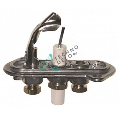 Горелка Junkers CB505122 однопламенная сжиженный газ тип дюзы 42 подключение 4 мм для газового оборудования