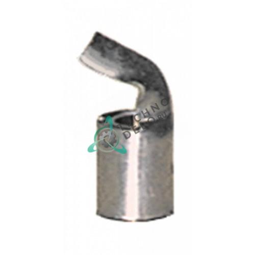 Головка Sit 0.976.001 конфорочной горелки 33A0380 для плиты газовой Angelo Po, Modular 92-PCG/94-CFG/94-PCG/96-CFG и др.