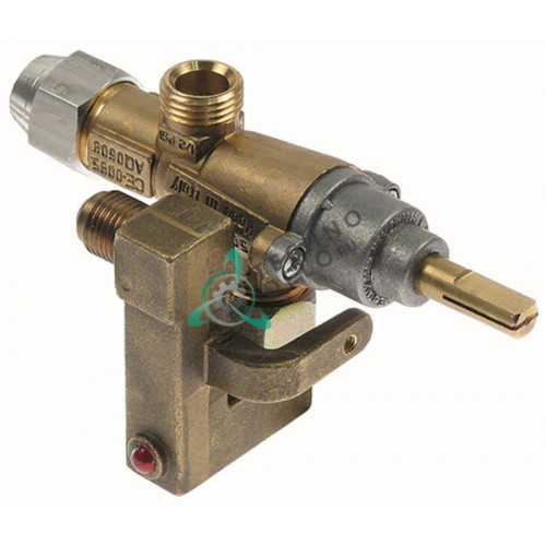 Кран газ PEL 465.101068 universal parts