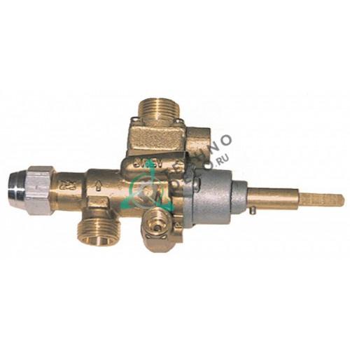 Газовый кран PEL 196.101084 service parts uni